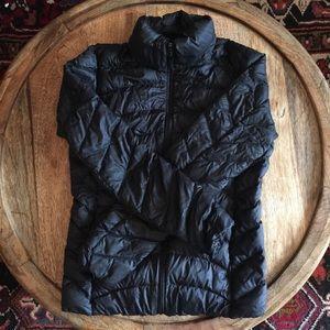Uniqlo Ultralight Down Zip Jacket Black